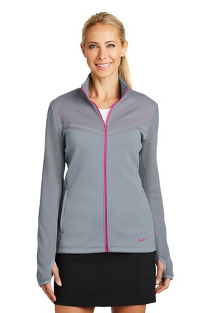 Nike Golf 779804 - Ladies Therma-FIT Hypervis Full-Zip ...