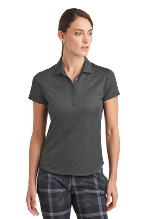 Nike Golf 838961 - Ladies Dri-FIT Crosshatch Polo