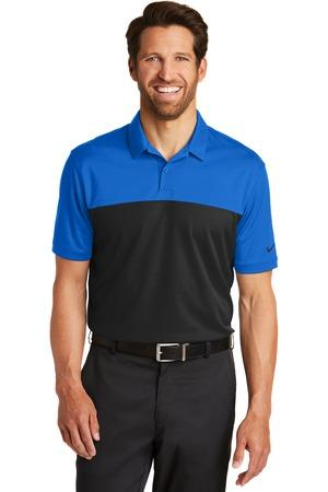 Nike Golf 881655 - Dri-FIT Colorblock Micro Pique Polo