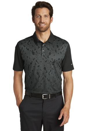 Nike Golf 881658 - Dri-FIT Mobility Camo Polo