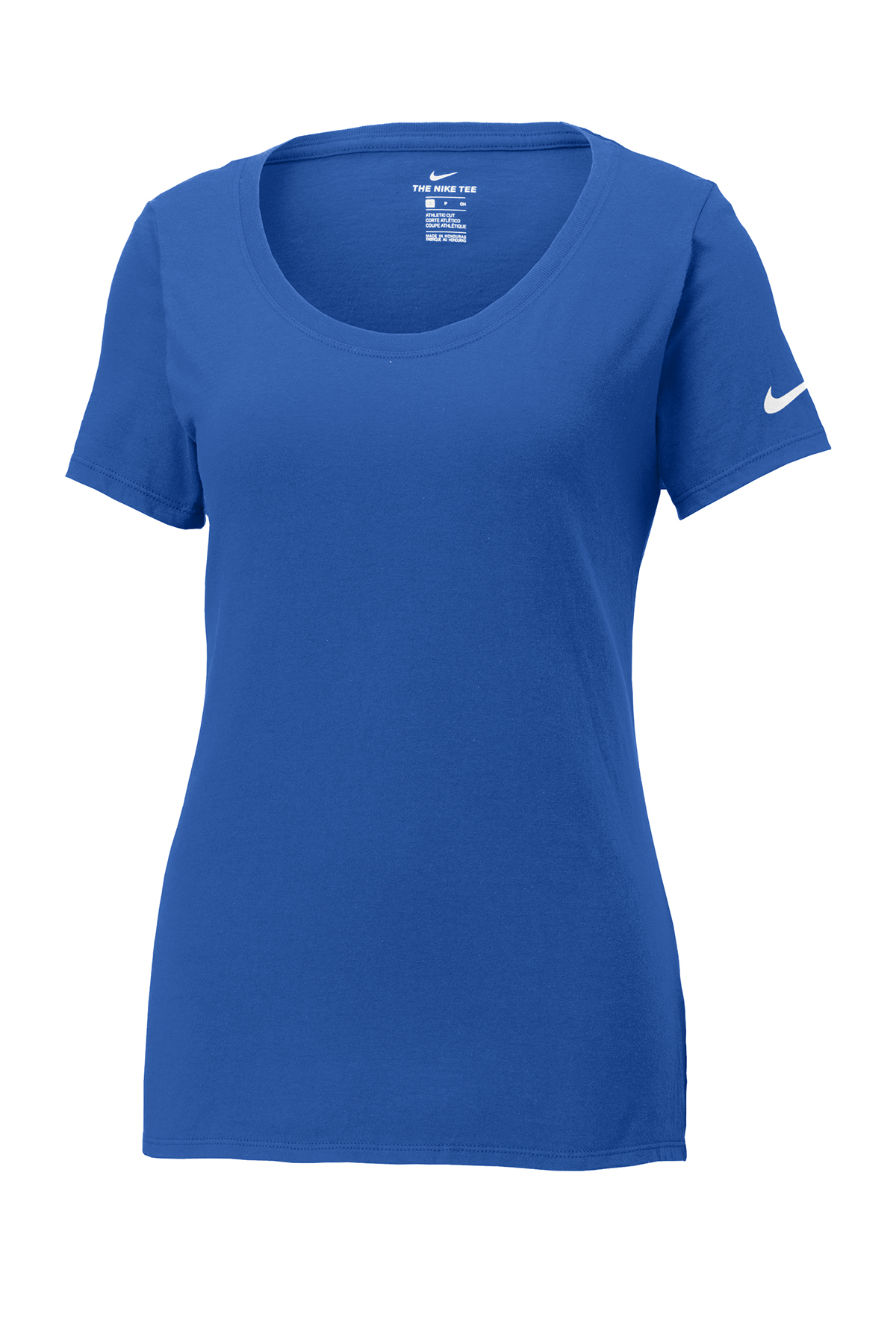 Nike Golf NKBQ5236 - Ladies Core Cotton Scoop Neck Tee