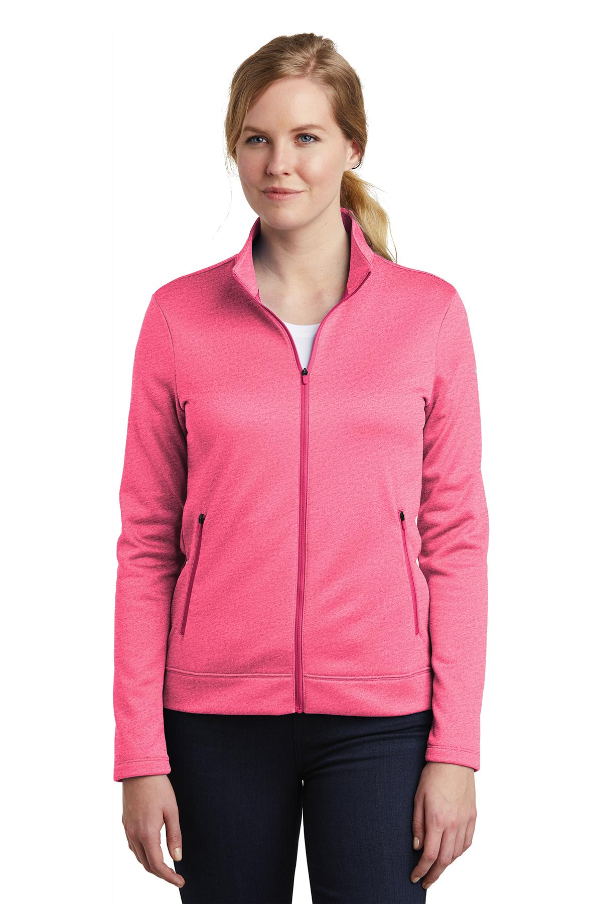 Nike Golf NKAH6260 - Ladies Therma-FIT Full Zip Fleece