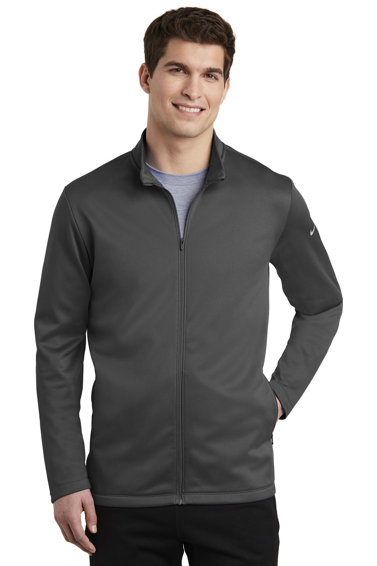Nike Golf NKAH6418 - Men's Therma-FIT Full Zip Fleece