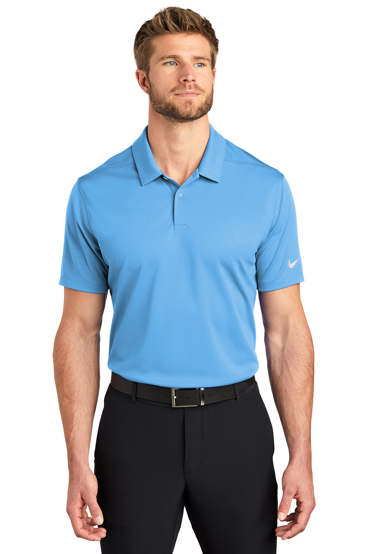 Nike Golf NKBV6042 - Dry Essential Solid Polo