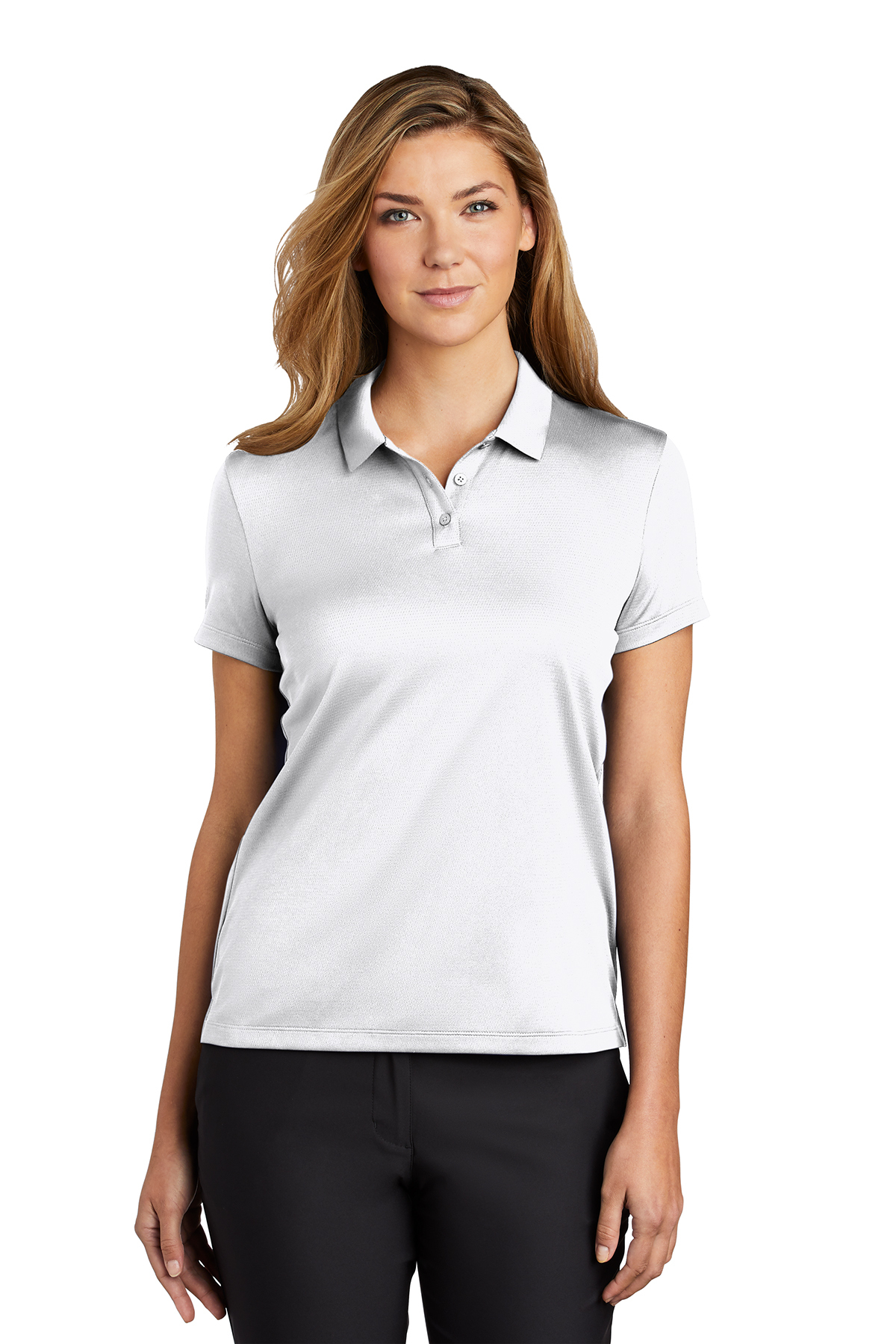 Nike Golf NKBV6043 - Ladies Dry Essential Solid Polo