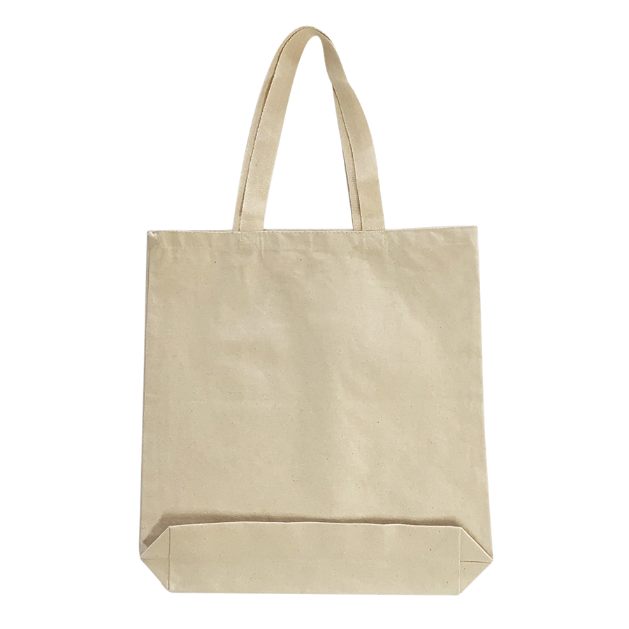OAD OAD106 - Medium 12oz Gusseted Tote