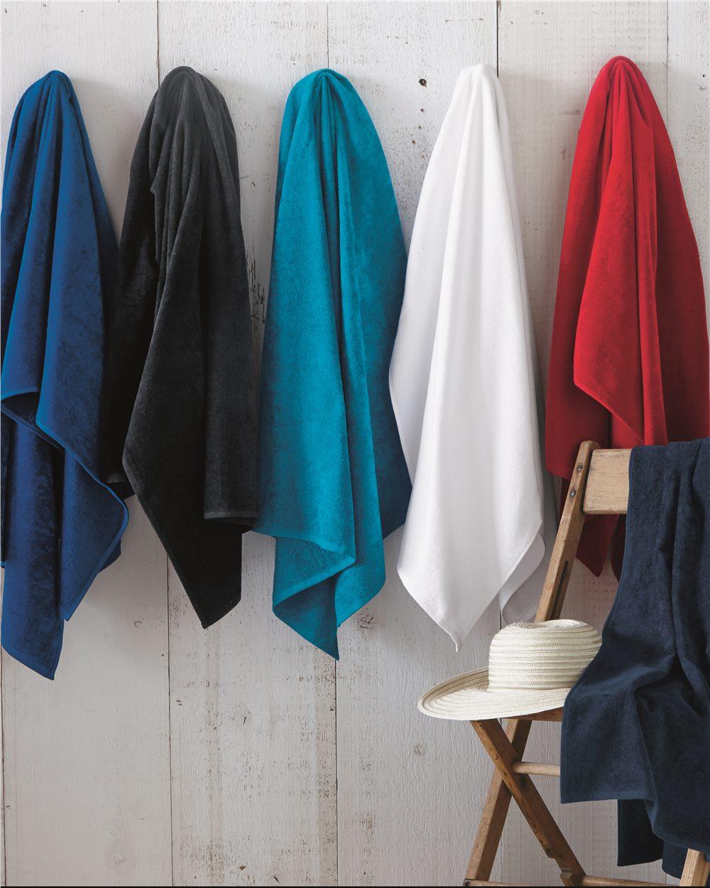 OAD OAD3060 - Value Beach Towel