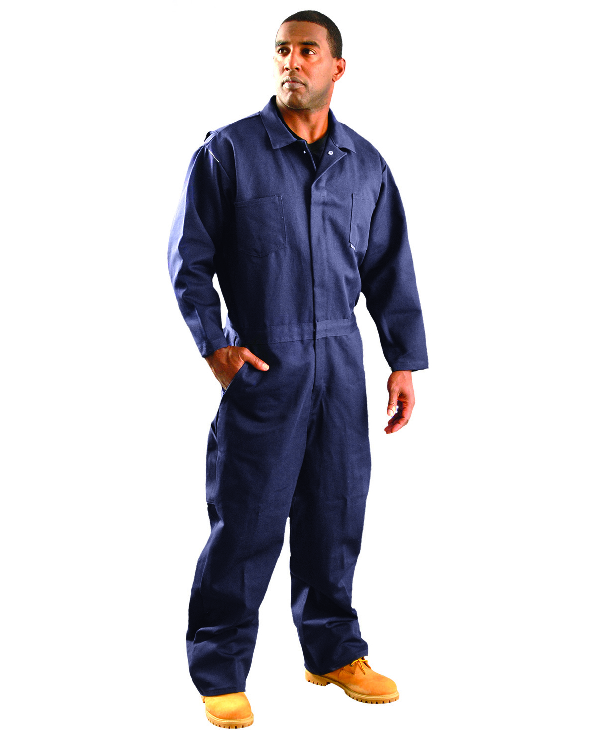 OccuNomix G909I - Men's Classic Indura® Flame Resistant HRC 2 Coverall