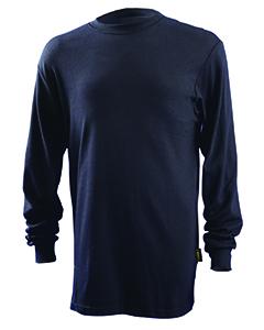 OccuNomix LUXLSTF - Men's Classic Flame Resistant Long Sleeve HRC 2 T-Shirt