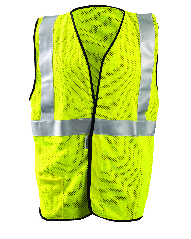 OccuNomix LUXSSGC - Men's Premium Flame Resistant HCR 1 Mesh Vest