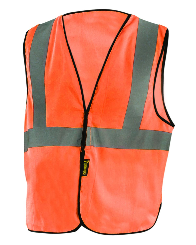 OccuNomix LUXXFR - Men's Value Flame Resistan Non-Ansi Solid Vest
