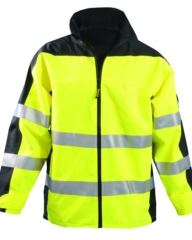 OccuNomix SPBRJ - Men's Speed Collection Premium Breathable Rain Jacket