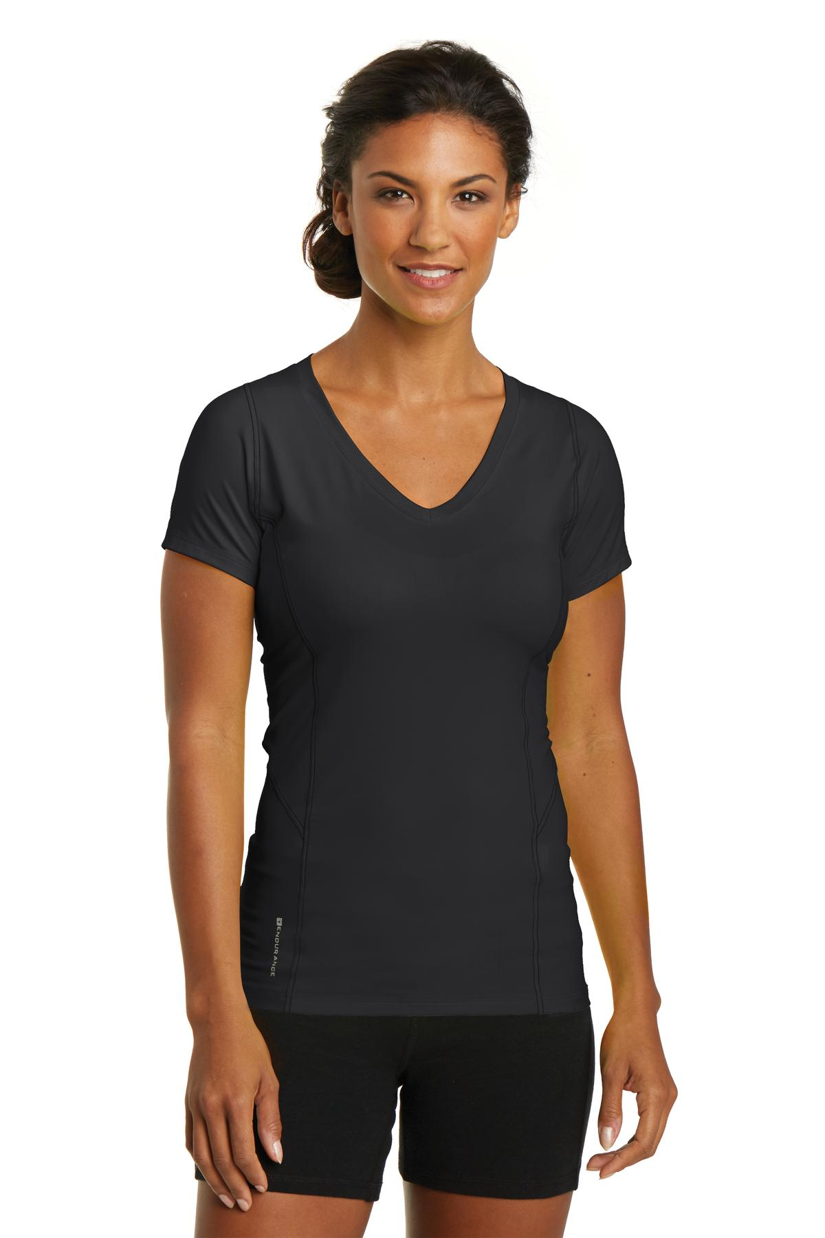 OGIO® LOE330 - ENDURANCE Ladies Nexus V-Neck