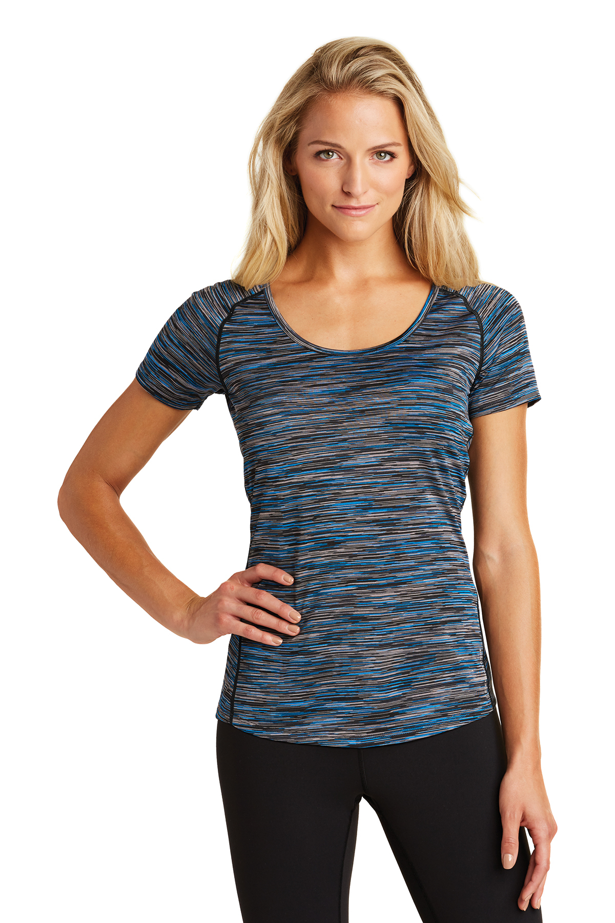 OGIO ENDURANCE LOE326 - Ladies Verge Scoop Neck Tee