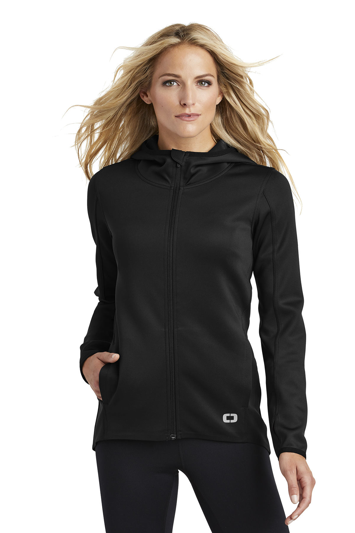 OGIO ENDURANCE LOE728 - Ladies Stealth Full-Zip Jacket