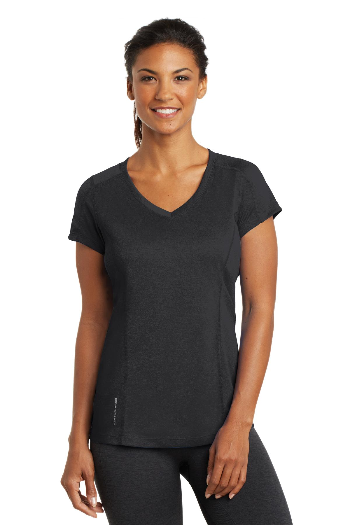 OGIO® LOE320 - ENDURANCE Ladies Pulse V-Neck