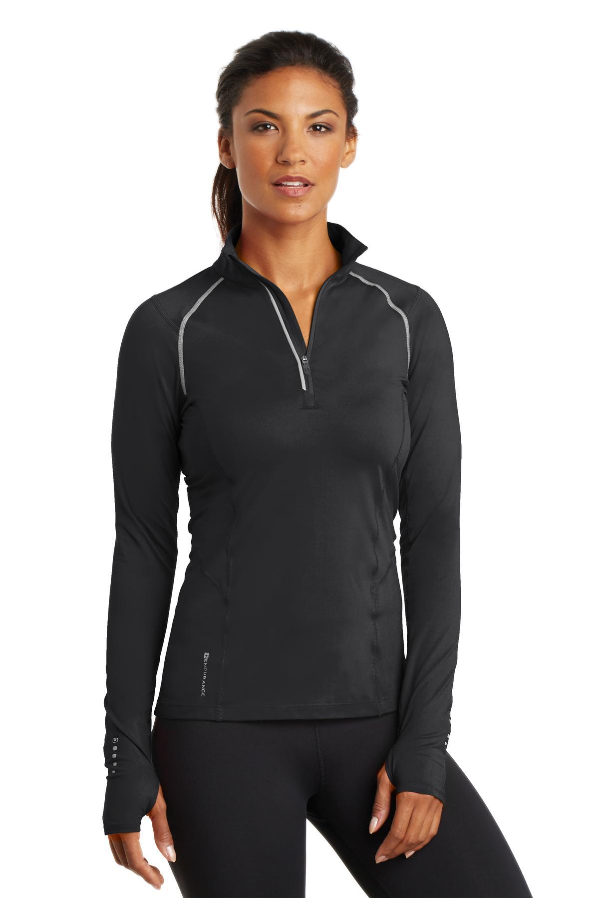 OGIO® LOE335 - ENDURANCE Ladies Nexus 1/4-Zip Pullover