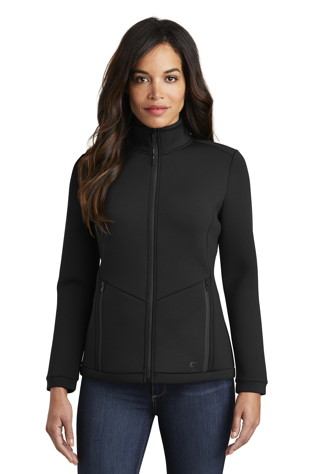 OGIO LOG724 - Ladies Axis Bonded Jacket