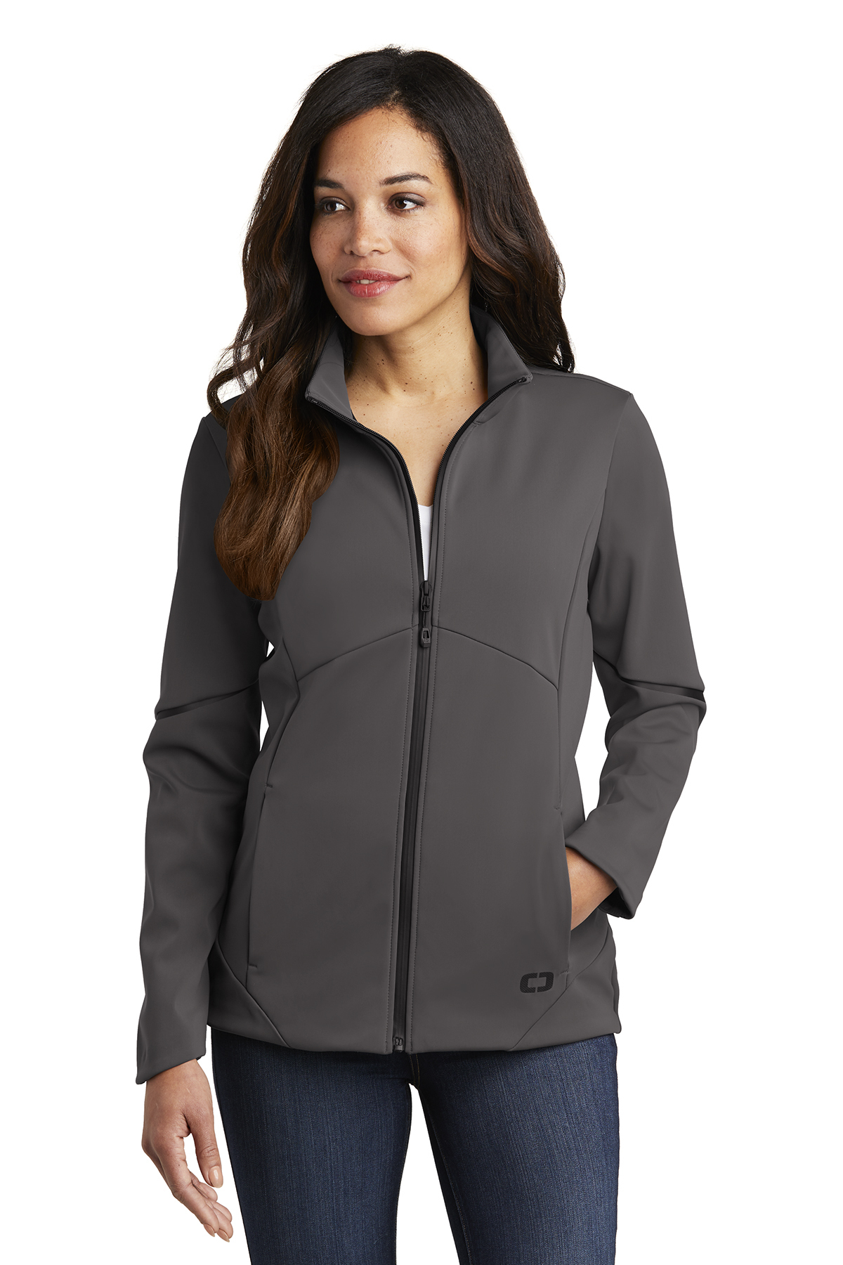 OGIO LOG725 - Ladies Exaction Soft Shell Jacket