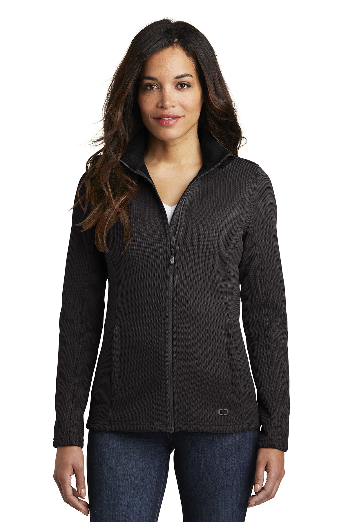 OGIO LOG727 - Ladies Grit Fleece Jacket