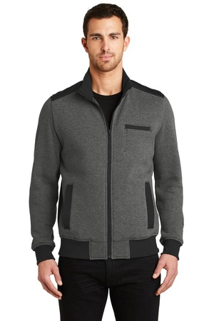 OGIO® OG506 - Crossbar Blacktop Heather Jacket