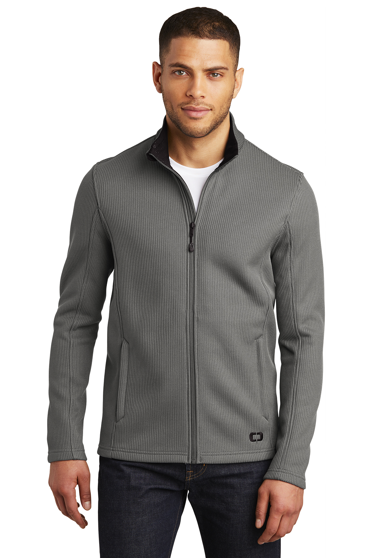 OGIO OG727 - Men's Grit Fleece Jacket
