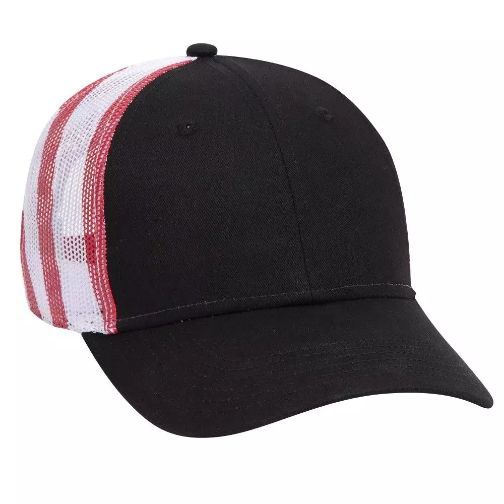 OTTO Cap 88-1280 - 6-Panel United States Flag Design ...