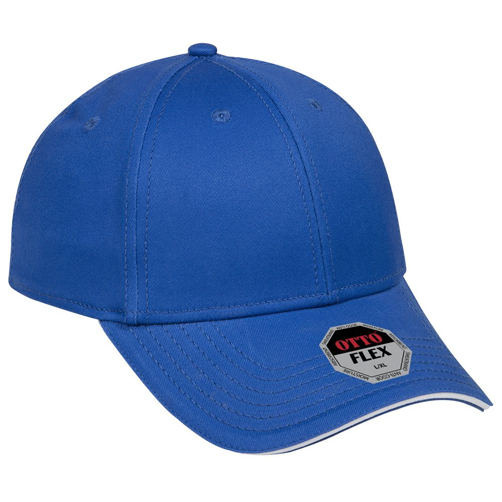 Ottocap 12-1163 STRETCHABLE SUPERIOR COTTON TWILL CAP