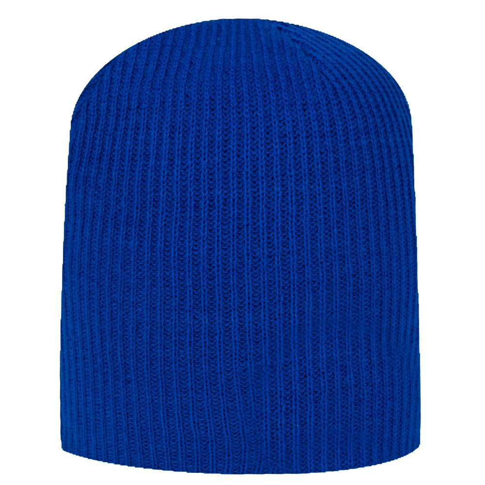 """OTTO Cap 82-1173 - Super Soft Acrylic Knit 9.5"""" Ribbed Slouch Beanie"""