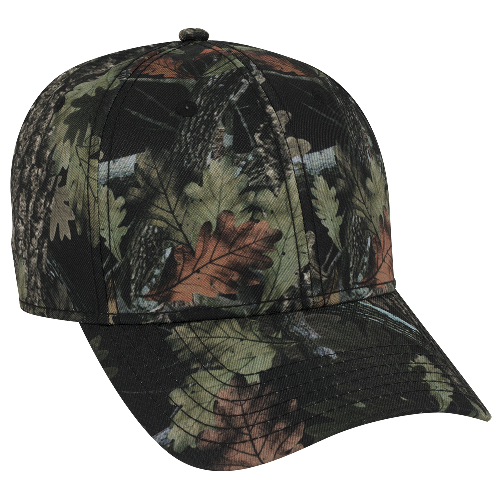 OTTOCAP 78-1222 - CAMOUFLAGE SUPERIOR POLYESTER TWILL ...