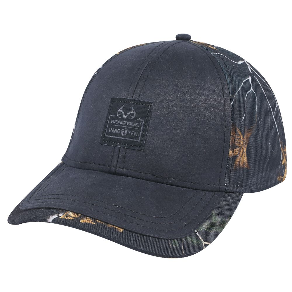 Ottocap 522-255 Realtree Hang Ten Waxed Canvas Snapback ...