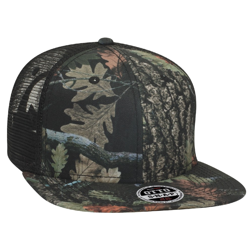 OTTOCAP 153-1208 CAMOUFLAGE SUPERIOR POLYESTER TWILL ...