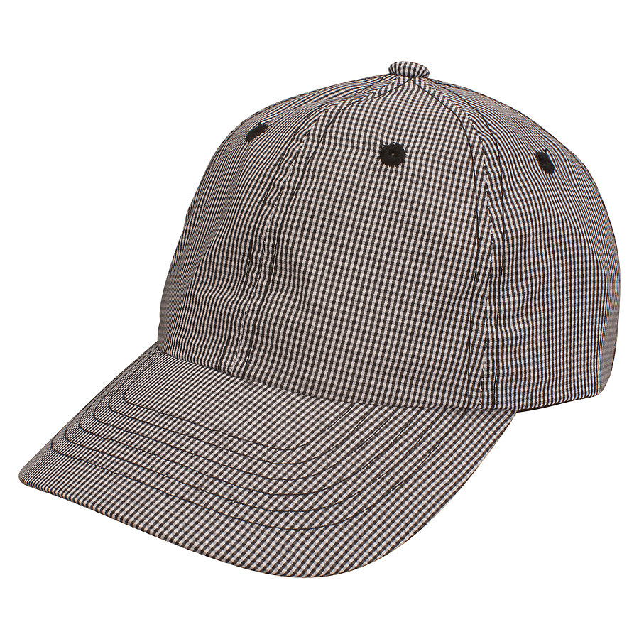 Ouray 51246 - Mini Check Patterned Cap