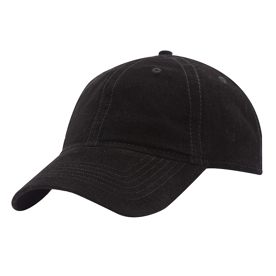 Ouray 51410 - Narrow Wale Corduroy Cap