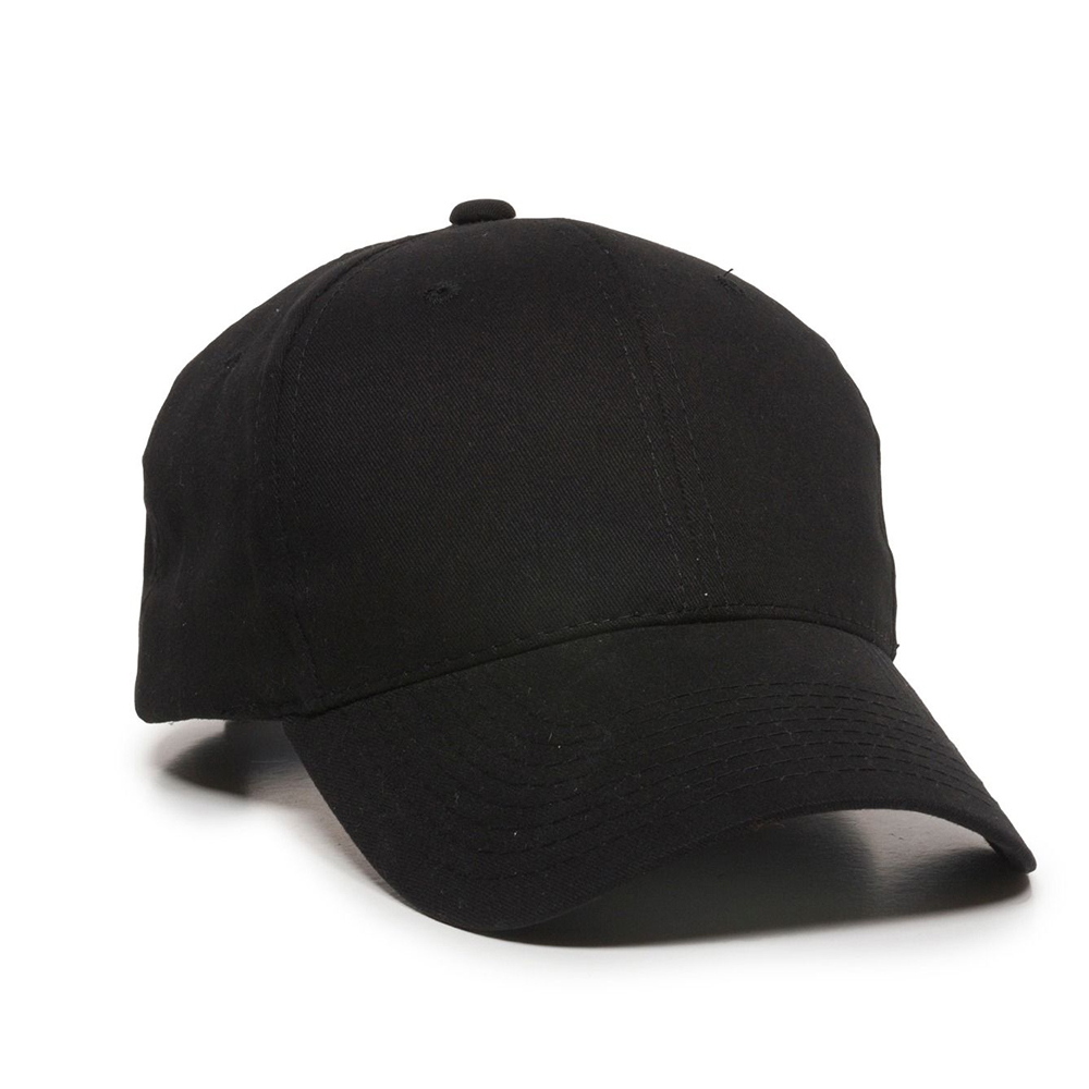 Outdoor Cap BCT-600 - Structured Brushed Twill Solid ...
