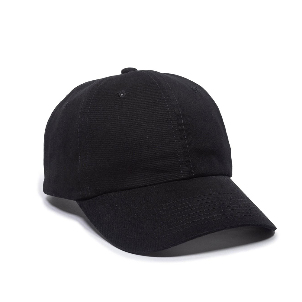 Outdoor Cap BCT-662 - Unstructured Brushed Twill Solild Back Cap