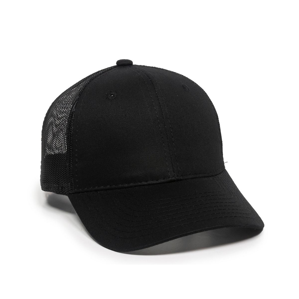 Outdoor Cap GL-270M - Mid-Crown Mesh Back Cap