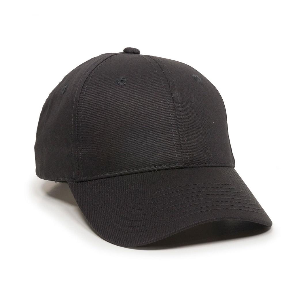 Outdoor Cap GL-271 - Cotton Twill Solid Back Cap
