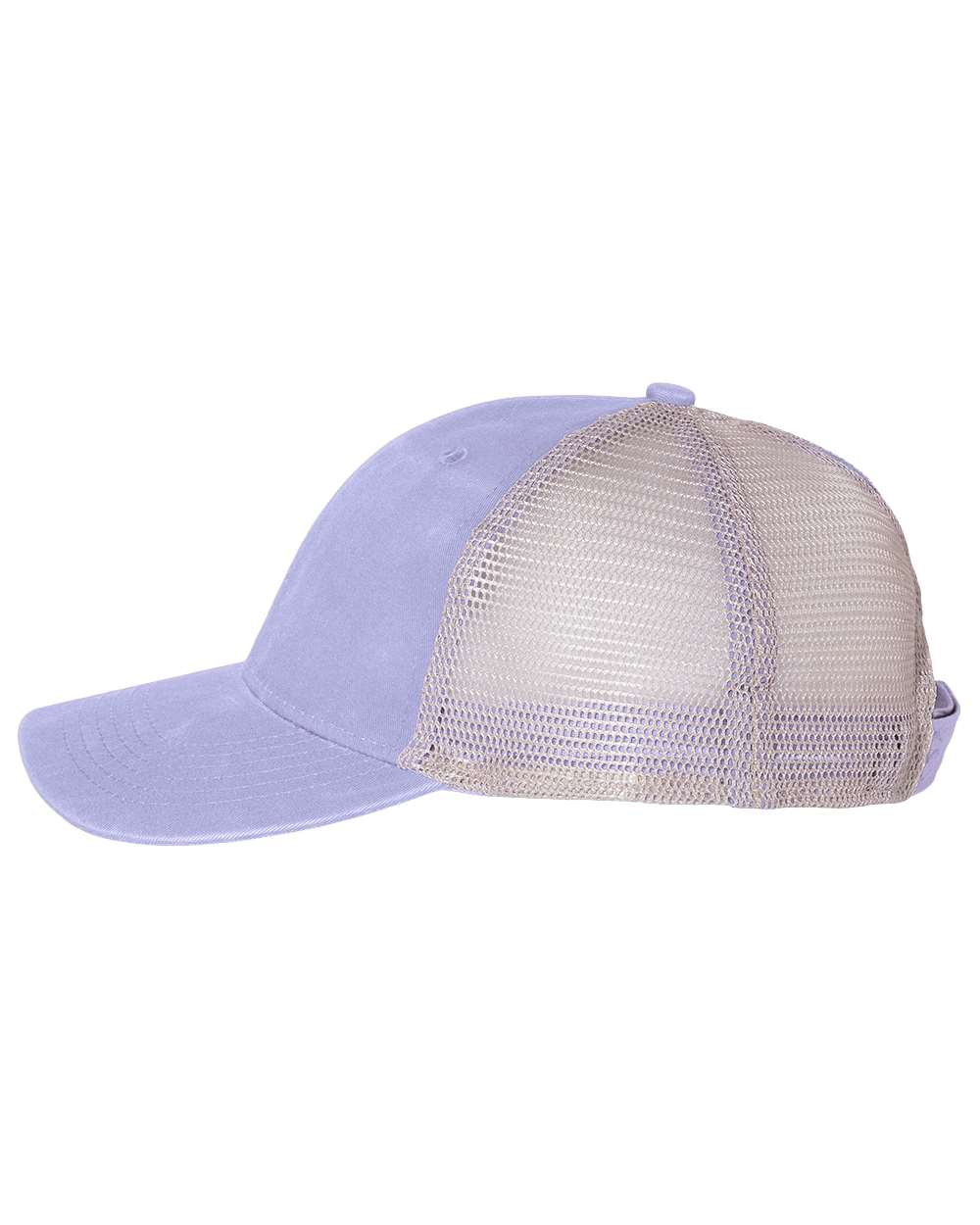 Outdoor Cap PNY100M - Ponytail Mesh-Back Cap