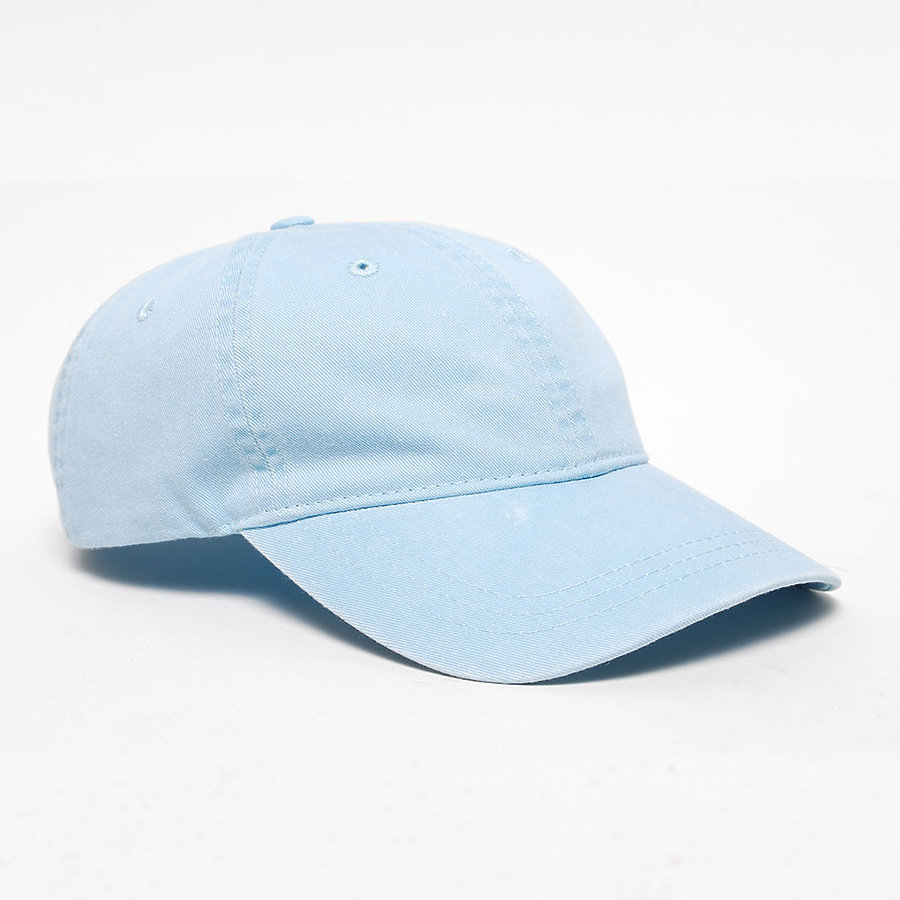 Pacific Headwear 300WC - Washed pigment Dyed Hoop-and-...