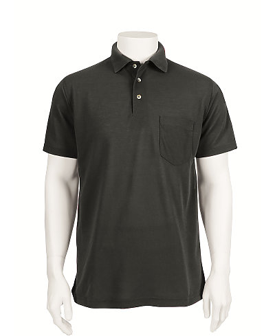 Paragon SM1400 - CP Adult Performance Mesh Polo with Pocket