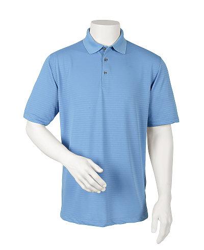 Paragon SM4055 - CP Adult Tonal Stripe Performance Sport Shirt