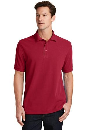 Port & Company KP1500 - Men's Ring Spun Pique Polo