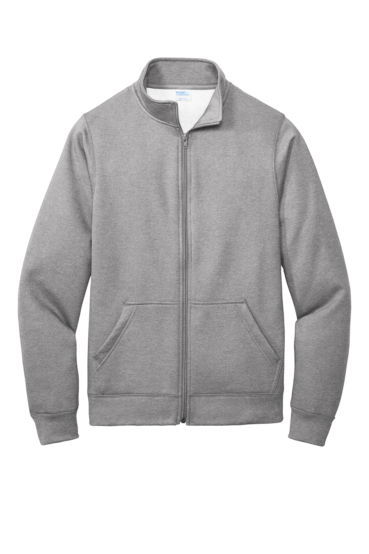 Port & Company ® PC78FZ - Core Fleece Cadet Full-...