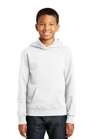 Port & Company PC850YH - Youth Fan Favorite Fleece Pullover ...