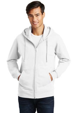 Port & Company PC850ZH - Fan Favorite Fleece Full-Zip Hooded Sweatshirt