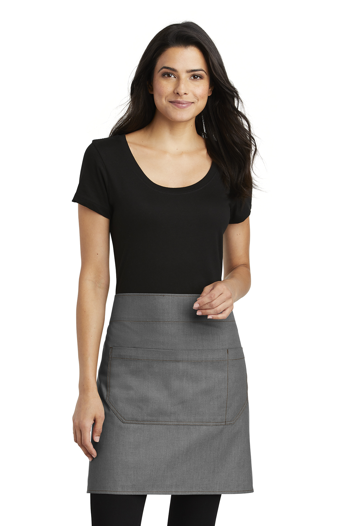 Port Authority A801 - Market Half Bistro Apron
