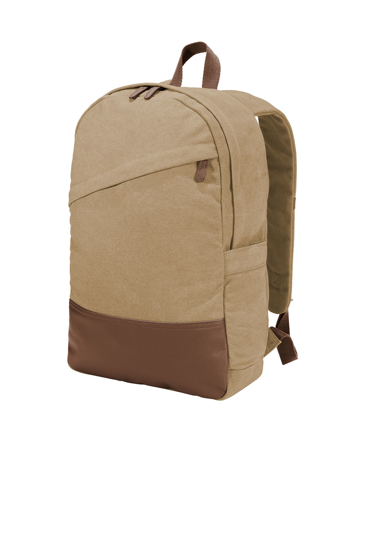 Port Authority BG210 - Cotton Canvas Backpack