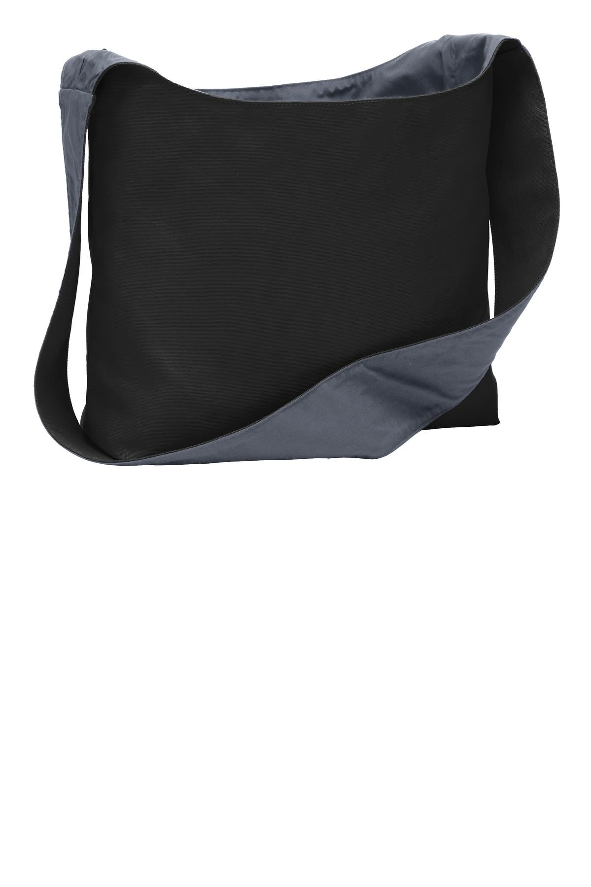 Port Authority  BG405 - Cotton Canvas Sling Bag
