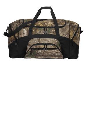 Port Authority® BG99C-Camouflage Colorblock Sport Duffel